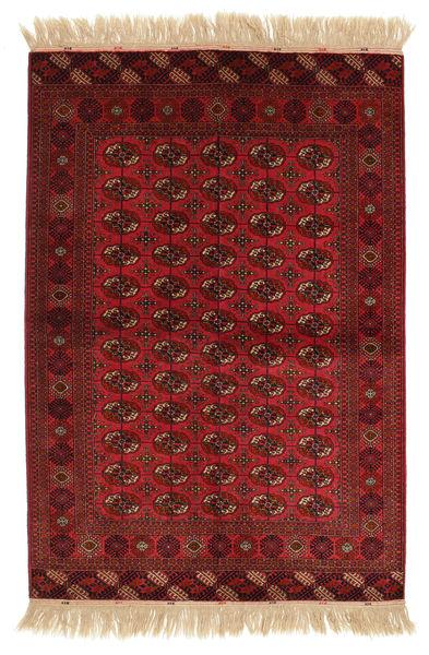 ブハラ/ヤムート 絨毯 162X246 オリエンタル 手織り 深紅色の/濃い茶色 (ウール, トルクメニスタン/ロシア)