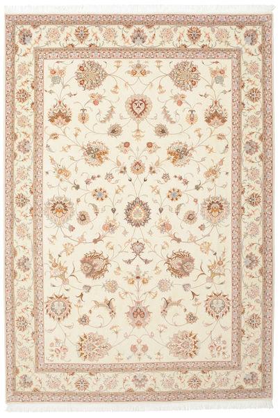 Tabriz 60 Raj zijden pool tapijt VAC83