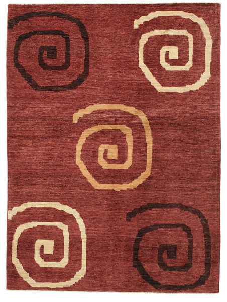 Ziegler Modern Rug 167X231 Authentic  Modern Handknotted Dark Red (Wool, Pakistan)