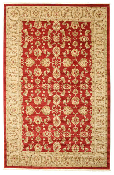 Ziegler Kaspin - Red Rug 192X300 Oriental Dark Beige/Rust Red ( Turkey)