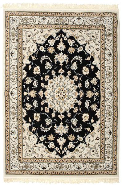 Nain Mahak Teppich  160X230 Orientalischer Beige/Hellbraun ( Türkei)