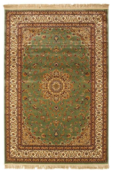 Nahal - Grønn Teppe 160X230 Moderne Brun/Mørk Brun ( Tyrkia)