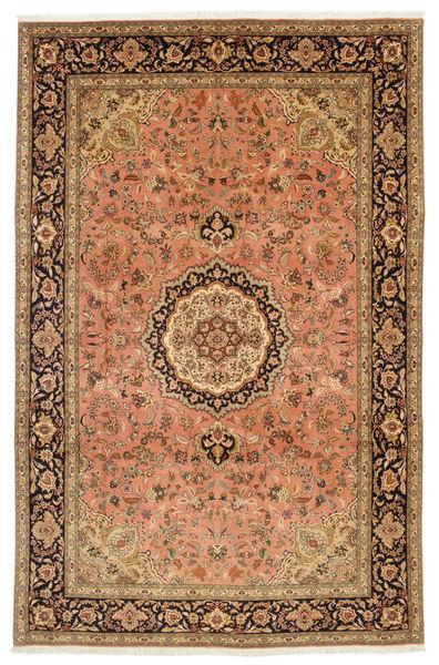 Tabriz 50 Raj med silke teppe VAZZV5