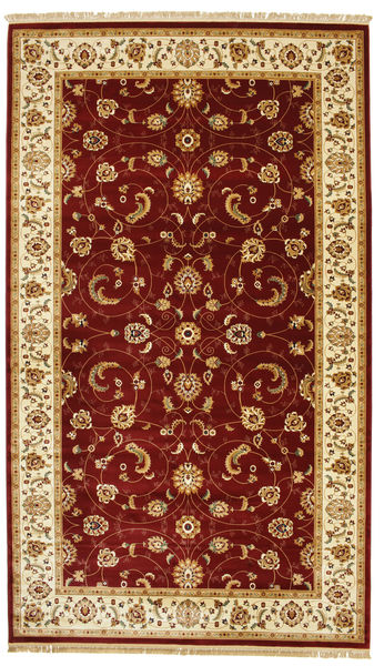 Sarina - Rust Rug 300X500 Modern Beige/Dark Red Large ( Turkey)