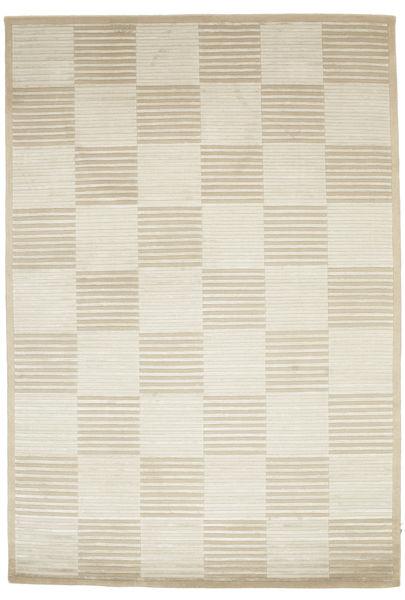 Covor Pacific Line Square - White / Bej CVD3662