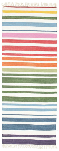 Rainbow Stripe - Vit matta CVD1774