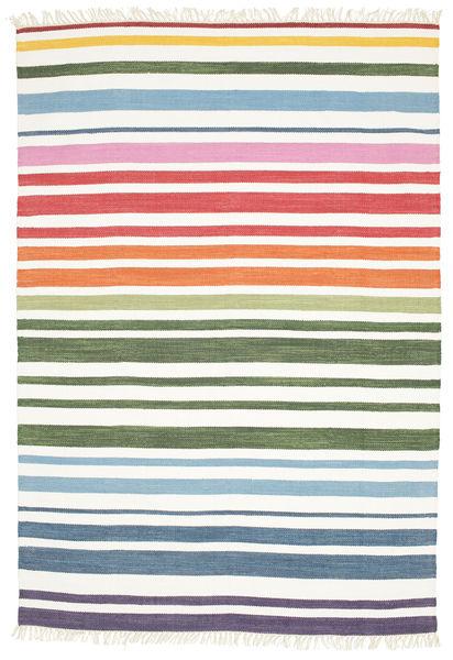Rainbow Stripe - White-matto CVD1768
