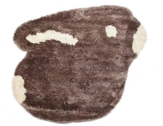 Funny-Bunny Promo - Ruskea / Valkoinen-matto CVD7129