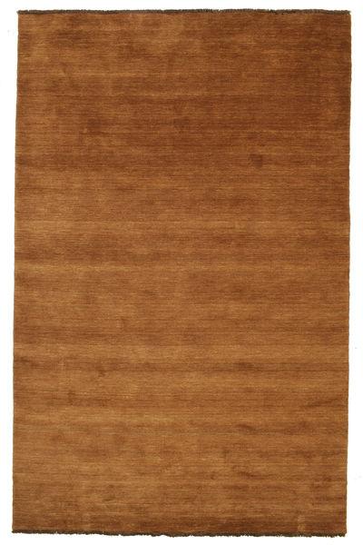 Handloom fringes - Brun teppe CVD5240