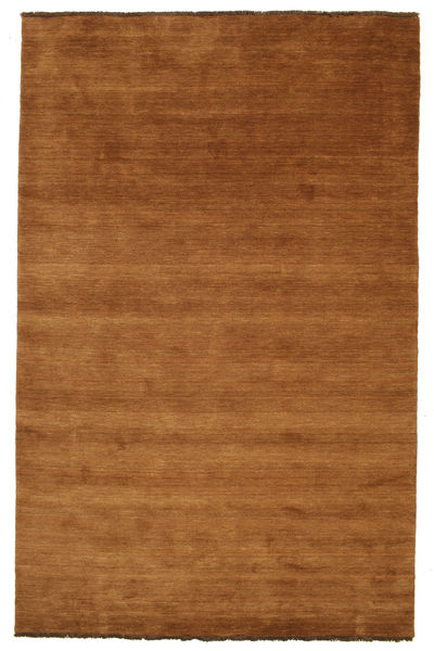 Handloom Fringes - Brun Matta 180X275 Modern Brun (Ull, Indien)