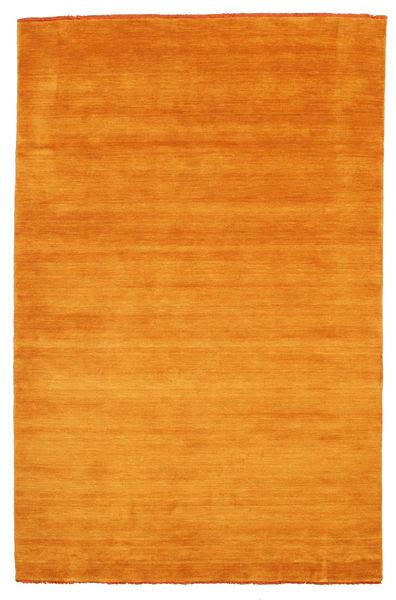 Handloom Fringes - Oransje Teppe 180X275 Moderne Orange (Ull, India)