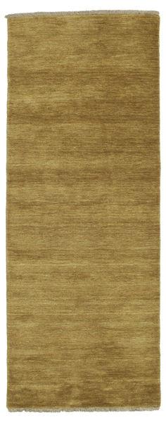 Handloom fringes - Olivengrønn teppe CVD5366
