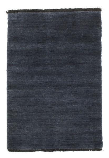 Koberec Handloom fringes - Tmavě modrý CVD5458