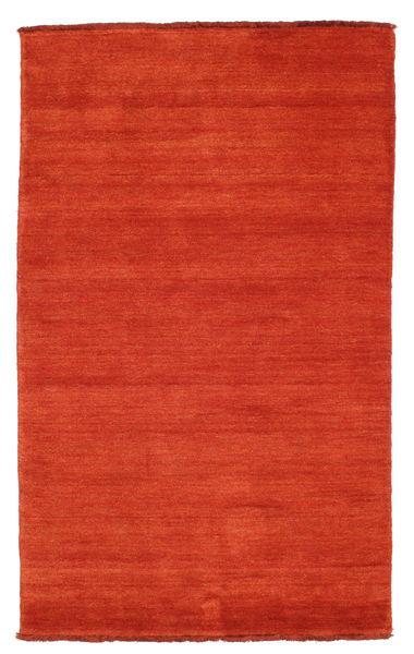 Handloom fringes - Rust / Red carpet CVD5406