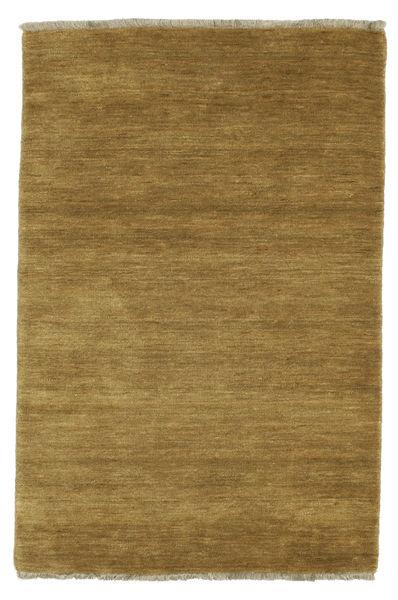 Tapis Handloom fringes - Vert Olive CVD5358