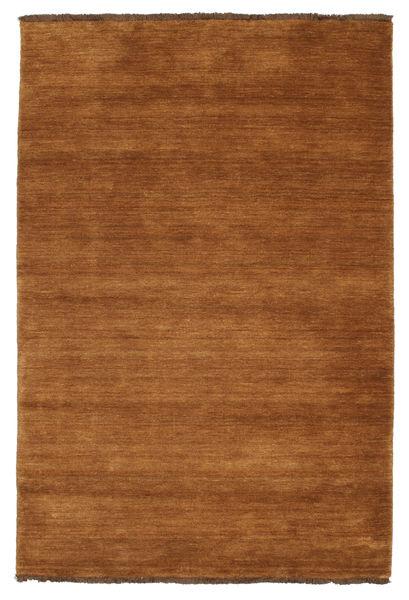Handloom fringes - Brun teppe CVD5236