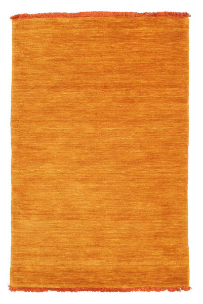 Handloom Fringes - Oransje Teppe 80X120 Moderne Orange (Ull, India)