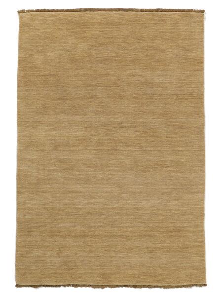 Handloom Fringes - Beige Matto 200X300 Moderni Vaaleanruskea (Villa, Intia)