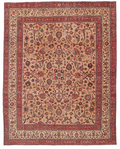 Mashad Patina Firmato: Amoghli Tappeto 287X370 Orientale Fatto A Mano Ruggine/Rosso/Rosso Scuro Grandi (Lana, Persia/Iran)