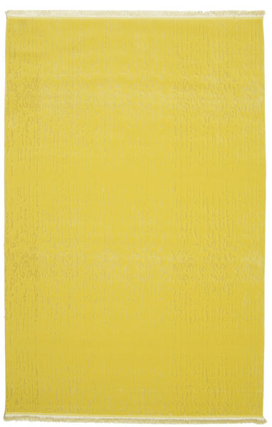 Glacier - Yellow Rug 200X300 Modern Yellow ( Turkey)