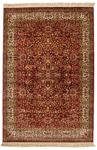 Kerman Diba - Rot Teppich RVD7161