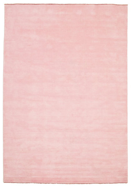 Alfombra Handloom fringes - Rosa CVD5299