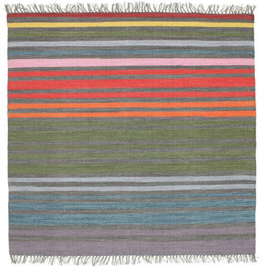 Rainbow Stripe - Harmaa-matto CVD5807