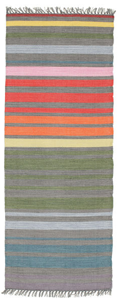 Covor Rainbow Stripe - Gri CVD5811