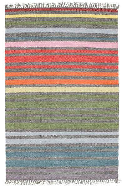 Rainbow Stripe - Harmaa-matto CVD5953
