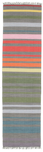Rainbow Stripe - Grey carpet CVD5809