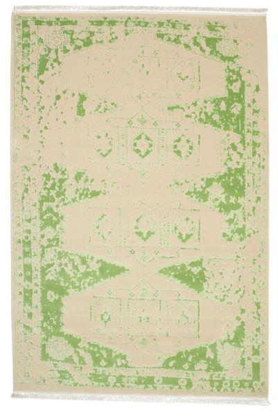 Nova クラルダシュト 絨毯 220X320 モダン 暗めのベージュ色の/ライトグリーン ( トルコ)