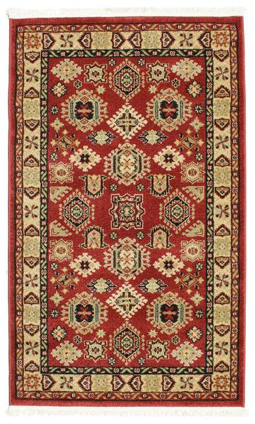 Chirvan Kazak Tapis 100X160 Moderne Rouge Foncé/Marron Foncé ( Turquie)