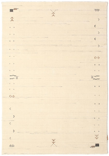 Tappeto Gabbeh Loom Frame - Bianco sporco CVD5688