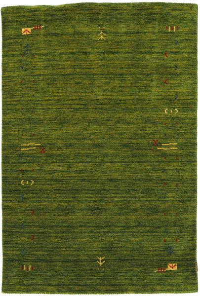 Tapis Gabbeh Loom Frame - Vert CVD5717