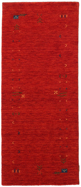 Gabbeh Loom Frame - Rust Rød teppe CVD5709