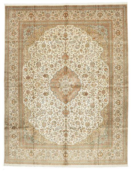 Kashmir ren silke teppe VEXJ10