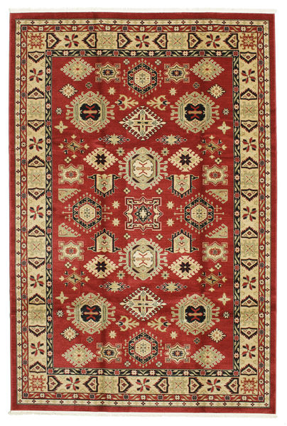 Shirvan Kazak Rug 240X350 Modern Dark Red/Light Brown ( Turkey)