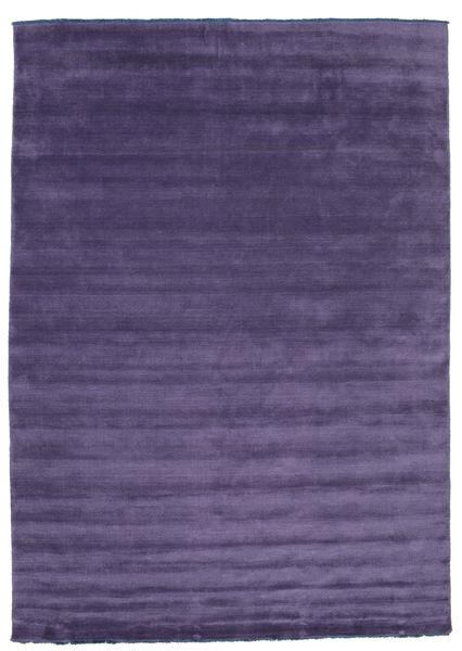 Handloom fringes - Bíbor szőnyeg CVD7677