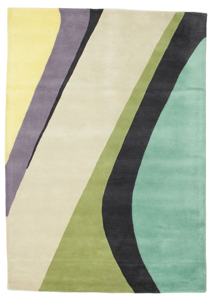 Dynamic Handtufted - Mint Rug 160X230 Modern Beige/Dark Grey (Wool, India)