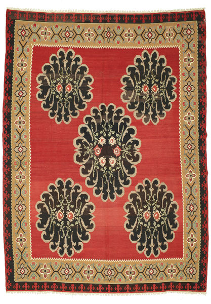 Kilim semi antique carpet XCGS74
