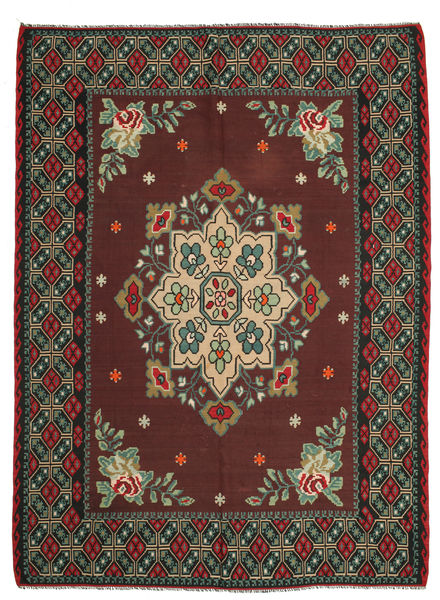 Kilim semi antique carpet XCGS123
