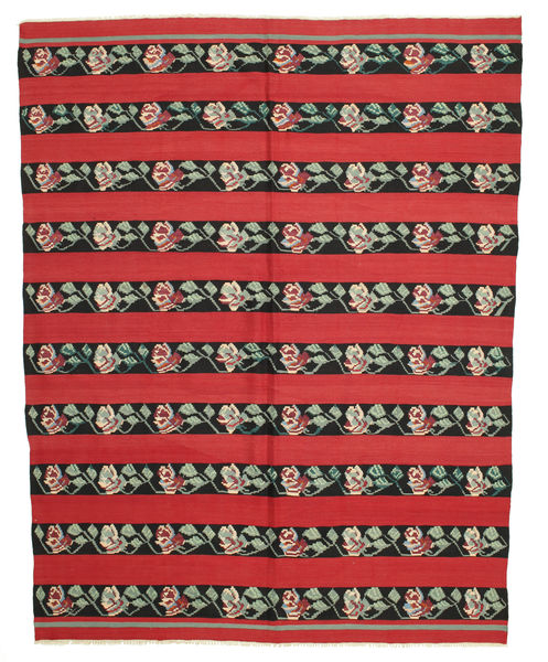 Kelim semi-antiek tapijt XCGS192
