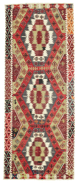 Kilim semi antique Turkey carpet XCGS282