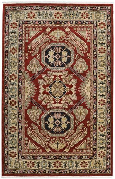 Kazak Mirvan Rug 200X300 Oriental Rust Red/Dark Brown ( Turkey)