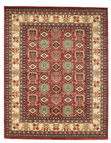 Kazak Simav Rug 200X250 Oriental Dark Red/Dark Brown ( Turkey)