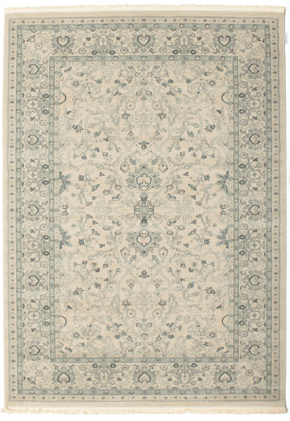 Ziegler Michigan - Green/Beige Rug 160X230 Oriental Light Grey/Dark Beige ( Turkey)