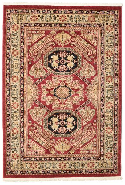 Kazak Mirvan Rug 140X200 Oriental Light Brown/Dark Red ( Turkey)