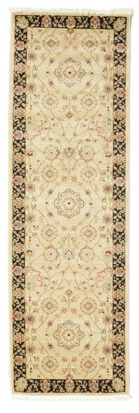 Farahan Ziegler - Beige Rug 80X250 Oriental Hallway Runner  Beige/Light Brown ( Turkey)