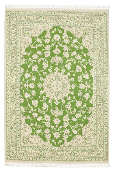 Nova Nain - Vihreä Matto 160X230 Moderni Vaaleanvihreä/Valkoinen/Creme ( Turkki)