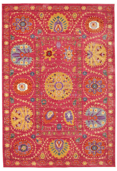 Orion - Rose Tapis 200X300 Moderne Rouge/Rouille/Rouge ( Turquie)